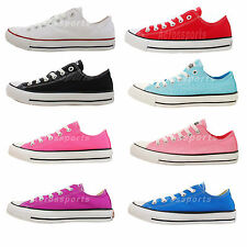 Converse Chuck Taylor All Star Classic Casual Shoes Plimsolls Pick 1