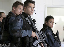 PHOTO S.W.A.T. UNITE D'ELITE - COLIN FARRELL & MICHELLE RODRIGUEZ