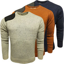 Mens Knitwear Jumpers Tokyo Laundry Crew Neck Knitted Top S M L XL