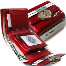 NEW Luxury Small Women's Wallet ID Card Coin Wallet