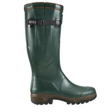 AIGLE PARCOURS 2 VARIO WELLINGTON BOOT WELLIES NATURAL RUBBER HUNTING SHOOTING