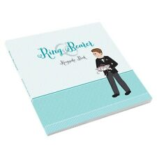 New Wedding Flower Girl Ring Bearer Keepsake Book Gift Favour Supplies