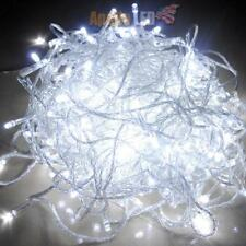 Chainable 33 Feet 100 LED Christmas Tree Party Wedding String Fairy Color Light