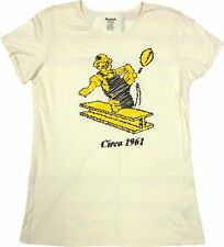 Pittsburgh Steelers Reebok Steely McBeam Mascot Circa 1961 Women's T-Shirt
