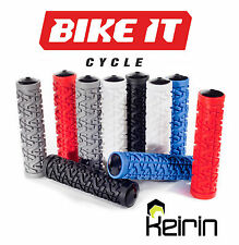 BLUE HANDLE BAR GRIPS - MOUNTAIN BIKE MTB BMX BICYCLE CYCLING CYCLE SCOOTER 1PR