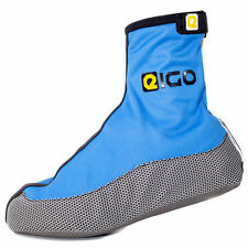 EIGO WINDSTER OVERSHOES FOR ROAD RACING CYCLING AND TOURING BIKES OVERSHOES BLUE