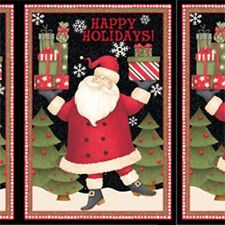 Santa's Gifts By Debbie Mumm Quilt Fabric By The Yard