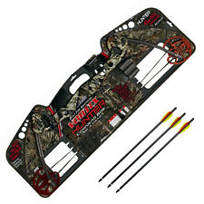 BARNETT VORTEX HUNTER ADULTS ARCHERY  SET COMPOUND BOW RIGHT HAND 45-60LB DRAW