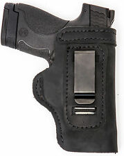 Pro Carry LT Leather Gun Holster For Glock Models 17 22 31 19 23 32 36 26 27 33