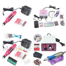 Electric pen shape nail drill Art Polish File Acrylic Manicure Pedicure machine