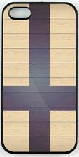 Rikki Knight Finland Flag on Distressed Wood Case for iPhone 4/4s, 5/5s, 5c