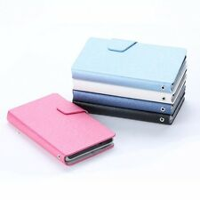 PU Leather Matte Skin Flip Wallet Case Cover W/Stand For Nokia Lumia 920 N920
