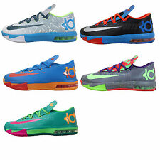 Nike KD VI 6 GS Air Max Kevin Durant Boys Kids Youth Basketball Shoes Pick 1