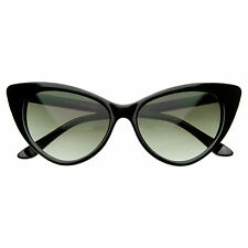 Hot Tip Pointed Vintage Inspired Fashion Sexy Mod Chic Cat Eye Sunglasses 8371