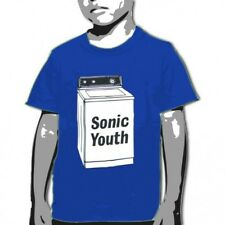 OFFICIAL Sonic Youth - Washing Machine YOUTH T-shirt NEW LICENSED Kids Merch All