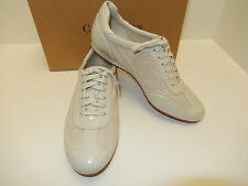 Cole Haan Tali Pavement Perforated Suede W/ Patent Trim Fashion Sneakers-New