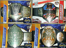 WWE WRESTLING MATTEL CHAMPIONSHIP BELT TITLE CHAMPION WRESTLER WWF TNA BRAND NEW