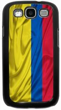 Rikki Knight Colombia Flag Case for Samsung Galaxy S3 S4 S5