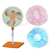 Child Baby Kids Nylon Safety Rope Washable Dustproof Home Fan Protection Cover