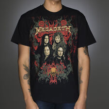 OFFICIAL Megadeth - Band Photo T-shirt NEW Licensed Band Merch ALL SIZES
