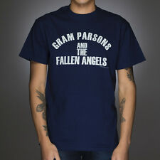 OFFICIAL Gram Parsons - Fallen Angels T-shirt NEW Licensed Band Merch ALL SIZES