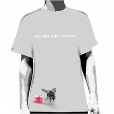 OFFICIAL Red Hot Chili Peppers - I'M With You Ice Grey T-shirt NEW Licensed Band