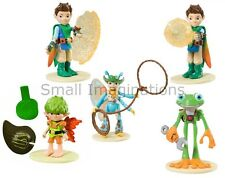 Tree Fu Tom Figures and Accessory Set - Choose your Character Figure