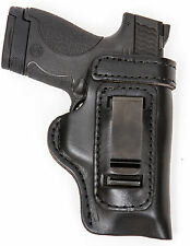 Pro Carry HD Leather Gun Holster For Glock 17 19 20 21 22 23 26 27 29 30 41 42