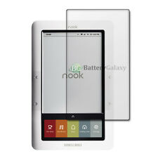 1X 3X 6X 10X Lot BG Clear LCD Screen Protector for Barnes & Noble Nook Tab 7.0