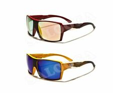 New X Loop Designer Sport Mirror Fashion Sunglasses For Men & Women.