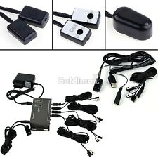 Repeater Infrared Receiver Emitter USB Adapter IR Extender Remote Control BE0D