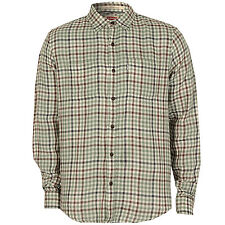 Mens Levi's Bingham Work Shirt In Green From Get The Label
