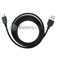 1 2 3 4 5 10 Lot USB Data Sync Charger Cable Cord for GPS TomTom Garmin Nuvi XL