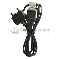 20X 25X 50X 100X Lot USB Charger Cable for Sony Ericsson w518 w760 w760a w800a
