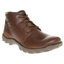 Caterpillar Transform Peanut Leather Mens Boots