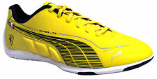 Puma Speed Cat Super Lite Low SF Yellow & Black Mens Trainers (304377 05) D36