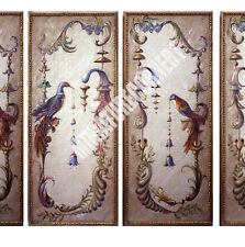 Dolls House Victorian Wall Panels choose from 1/12th or 1/24th scale #210