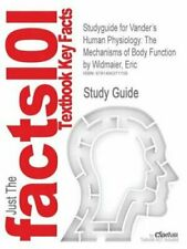 Studyguide for Vander's Human Physiology: The Mechanisms of Body Function by...