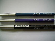 COLLECTION 2000 -PRICE FOR TWO-PRECISION COLOUR KOHL EYELINER - VARIOUS COLOURS