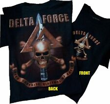 U.S. ARMY DELTA FORCE Military T-Shirt