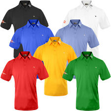 Callaway Golf 2014 Mens Stretch Solid Ventilated Tour Polo Shirt
