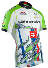 2014 Peter Sagan Green Machine Short Sleeve Cycling Jersey - Cannondale Pro Team