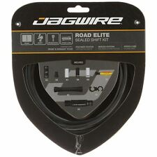 Jagwire Road Elite Sealed Shift Bicycle Cycling Inner Outer Gear Cable Kit
