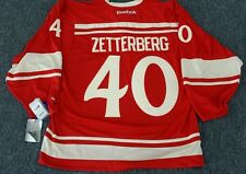 Detroit Red Wings Jersey 2014 Winter Classic Premier Jersey #40 Zetterberg New