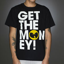OFFICIAL Wu-Tang Clan - Get the Money T-shirt NEW Licensed Band Merch ALL SIZES