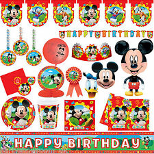 Disney Mickey Mouse Clubhouse Tableware Party Supplies Decorations 1 Listing PS