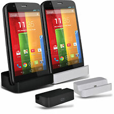 Micro USB Desktop Charging Dock Stand Charger For Various Mobile Phones