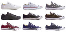 Converse Chuck Taylor Shoes All Star Specialty Genuine Leather Low Top