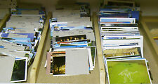 lots of 100 Mixed UK Postcards by County Choice of lots Ideal for reselling