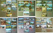 Guernsey, Herm & other Islands Postcards Choice of lots FREE UK POST